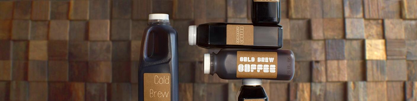 Shop All Cold Brew Coffee Bottles - Amber
