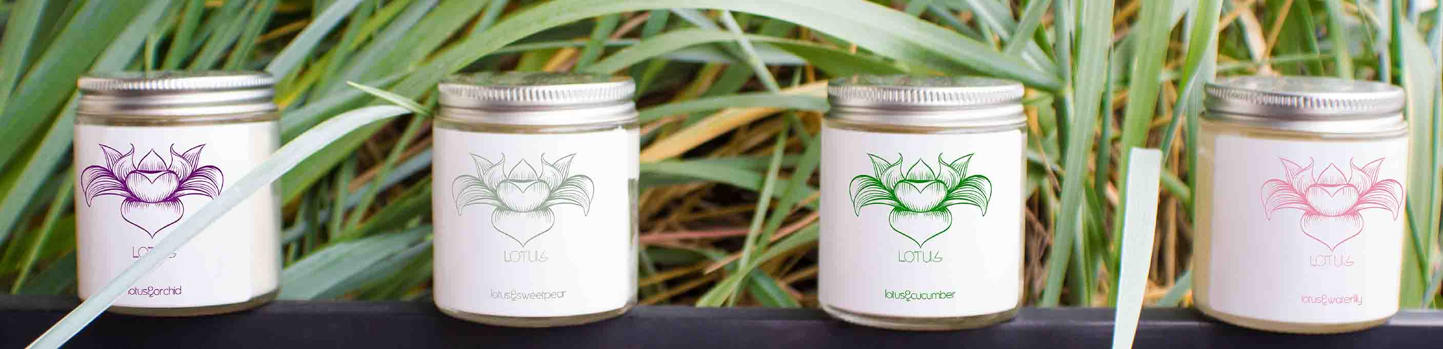 Candle Jars - Larger Sizes - Cream Round