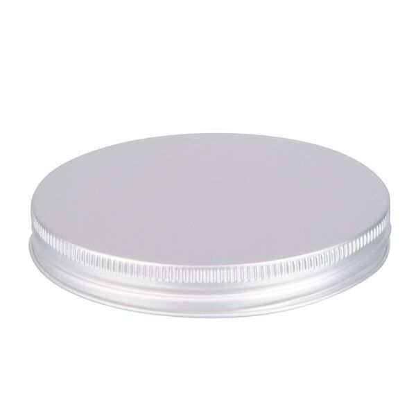 100-400 Aluminum Metal Screw Cap With Customizable Liner Options