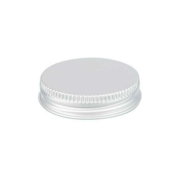 43-400 Aluminum Metal Screw Cap With Customizable Liner Options