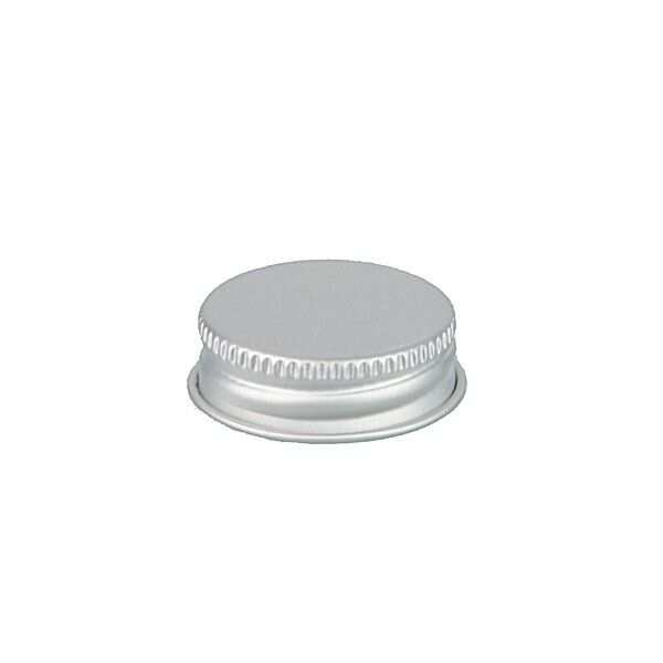 33-400 Aluminum Metal Screw Cap With Customizable Liner Options