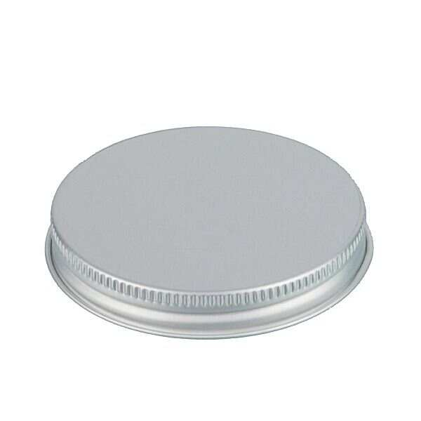 70-400 Aluminum Metal Screw Cap With Customizable Liner Options