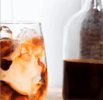 Cold Brewed Coffee Bottles
